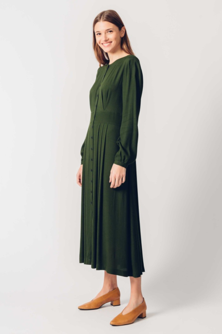HAIZEA DRESS - Green 5