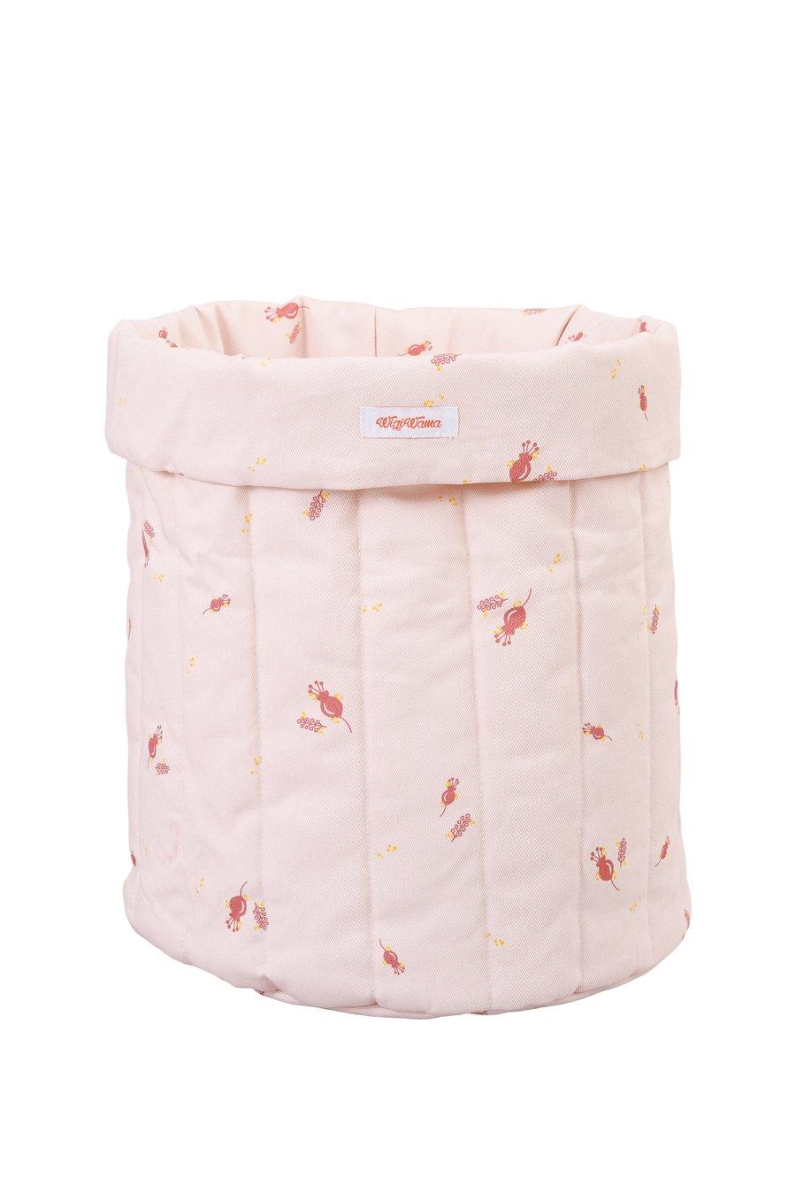 wigiwama - ROSE TOY BAG LARGE