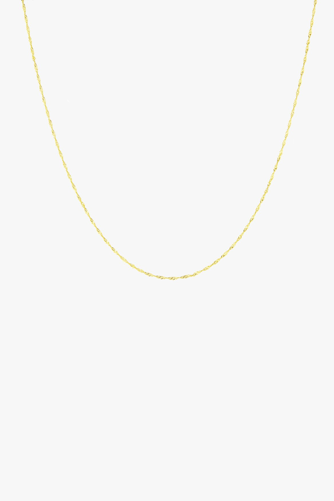 wildthings collectables - Choker gold 36cm