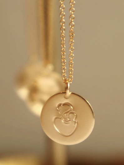 Kette Mother 14k Gold Filled