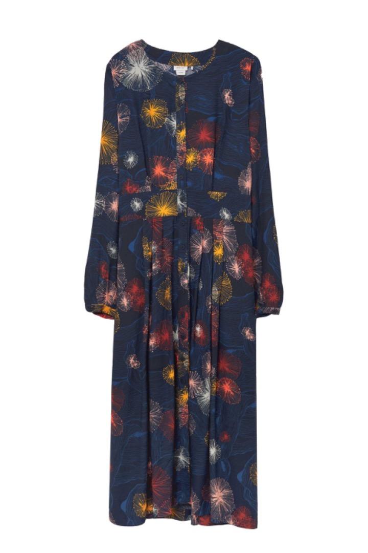 HAIZEA DRESS - mimosa Print 4