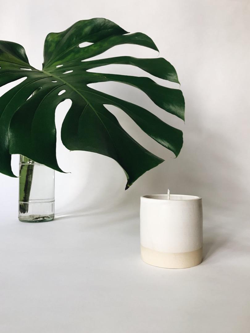 Marrakesh Ceramic Candle - 3