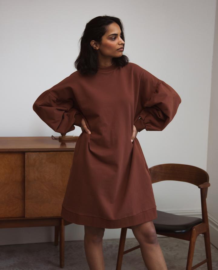 BEAUMONT ORGANIC Abigail Organic Cotton Dress