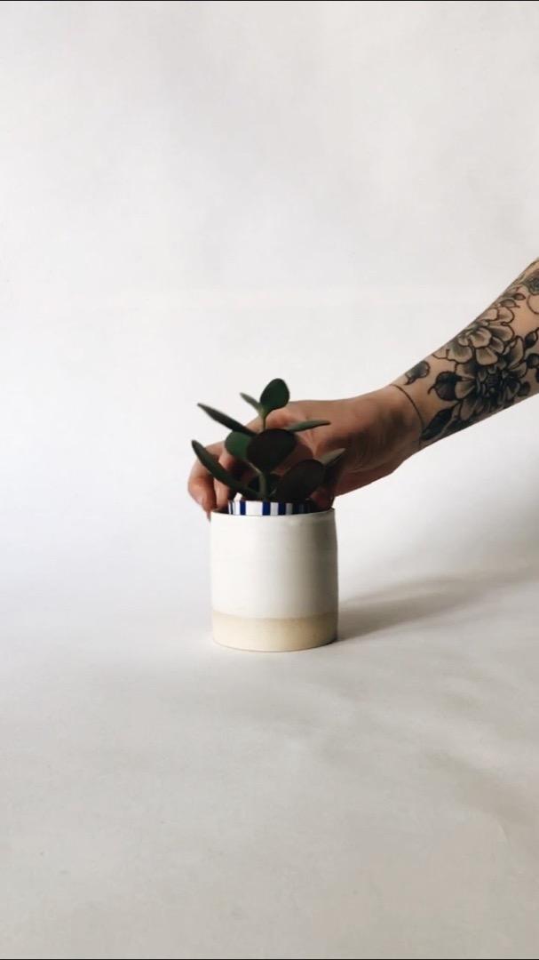Marrakesh Ceramic Candle 2