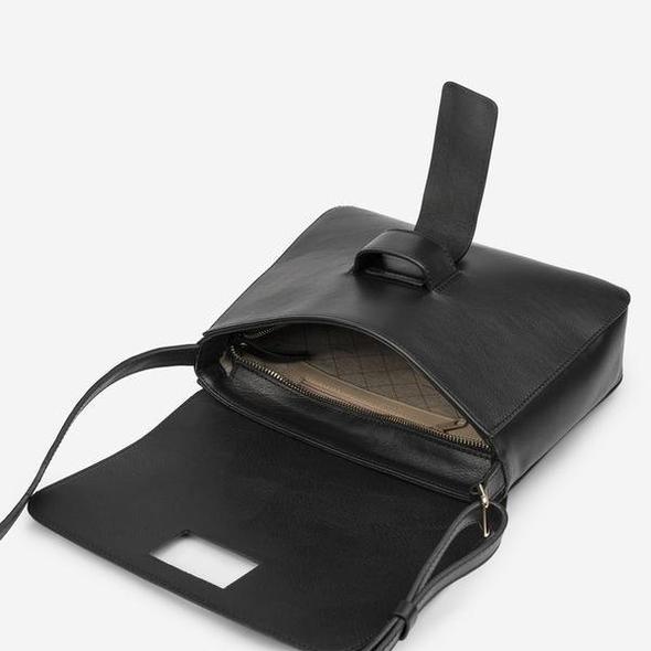 ann kurz Alma Shoulder Bag Nappa