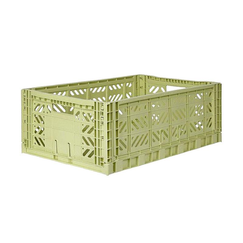 Maxi Storage Box - lime cream