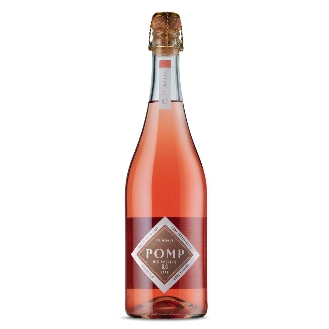 POMP- Grande Cuvée fruchtig 075l