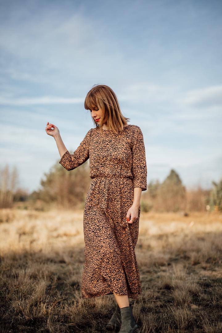 MIO ANIMO - COCO DRESS Savannah