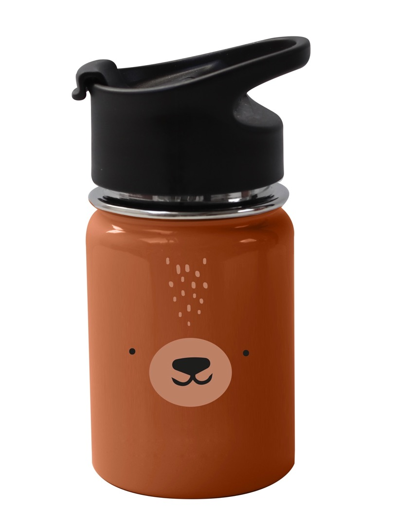 Stainless Steel Tumbler Grizzly