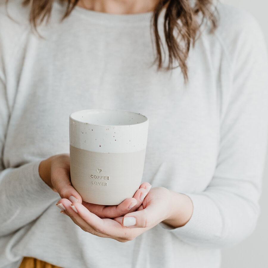 Eulenschnitt - BECHER COFFEE LOVER 3