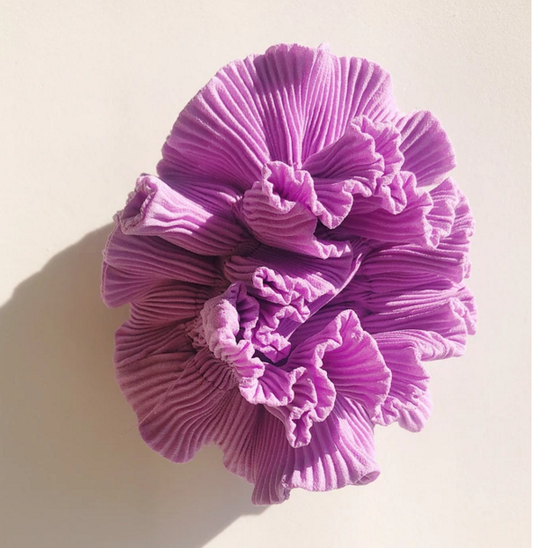 Scrunchies - classic orchid