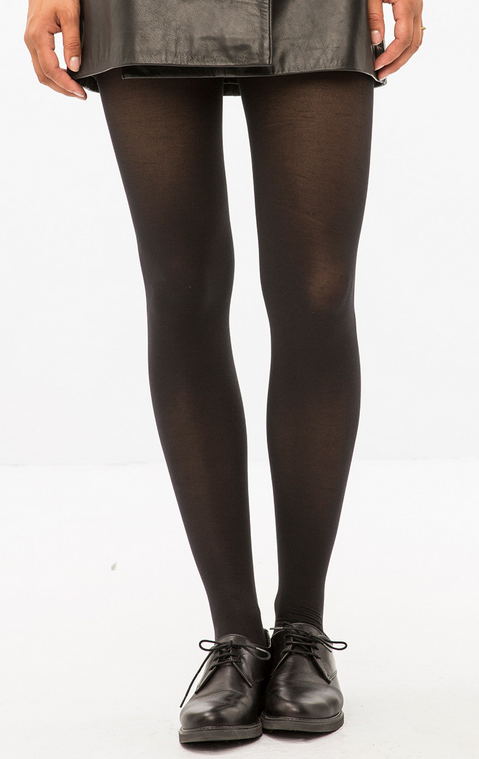 stocking - black
