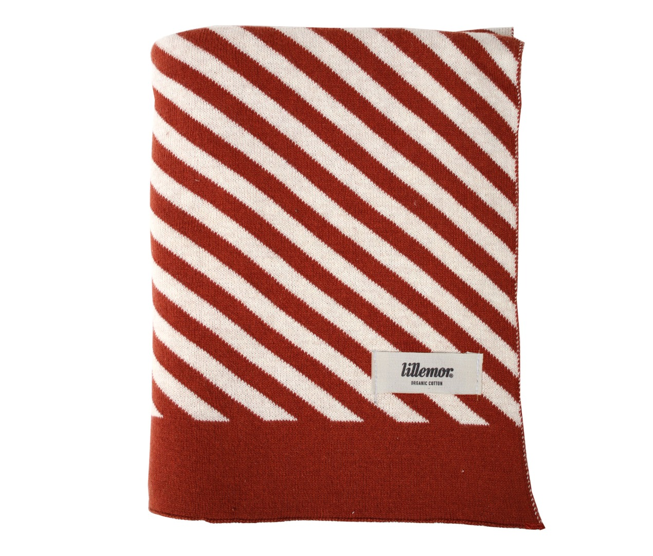 Eef Lillemor - Blanket stripes/rust
