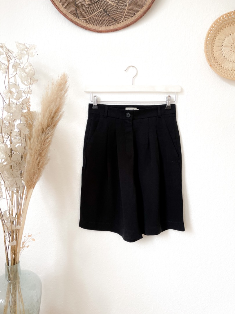 Givn - Petra Trousers Black