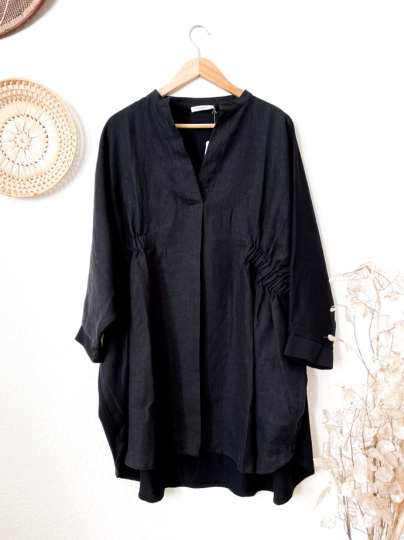 BEAUMONT ORGANIC - NAVAEH-MAY-BLACK DRESS