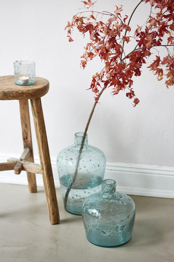 Liv interior - Recyclete Glasflasche 26