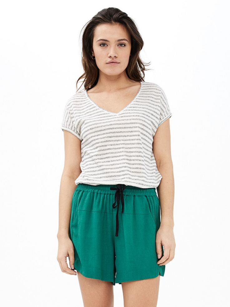 mila linen stripe - linen 3