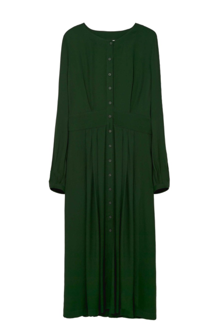 HAIZEA DRESS - Green 4