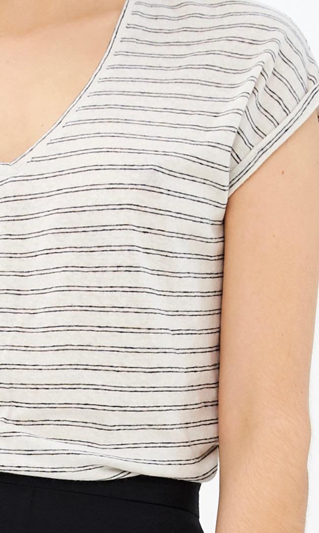 mila linen stripe - linen 4