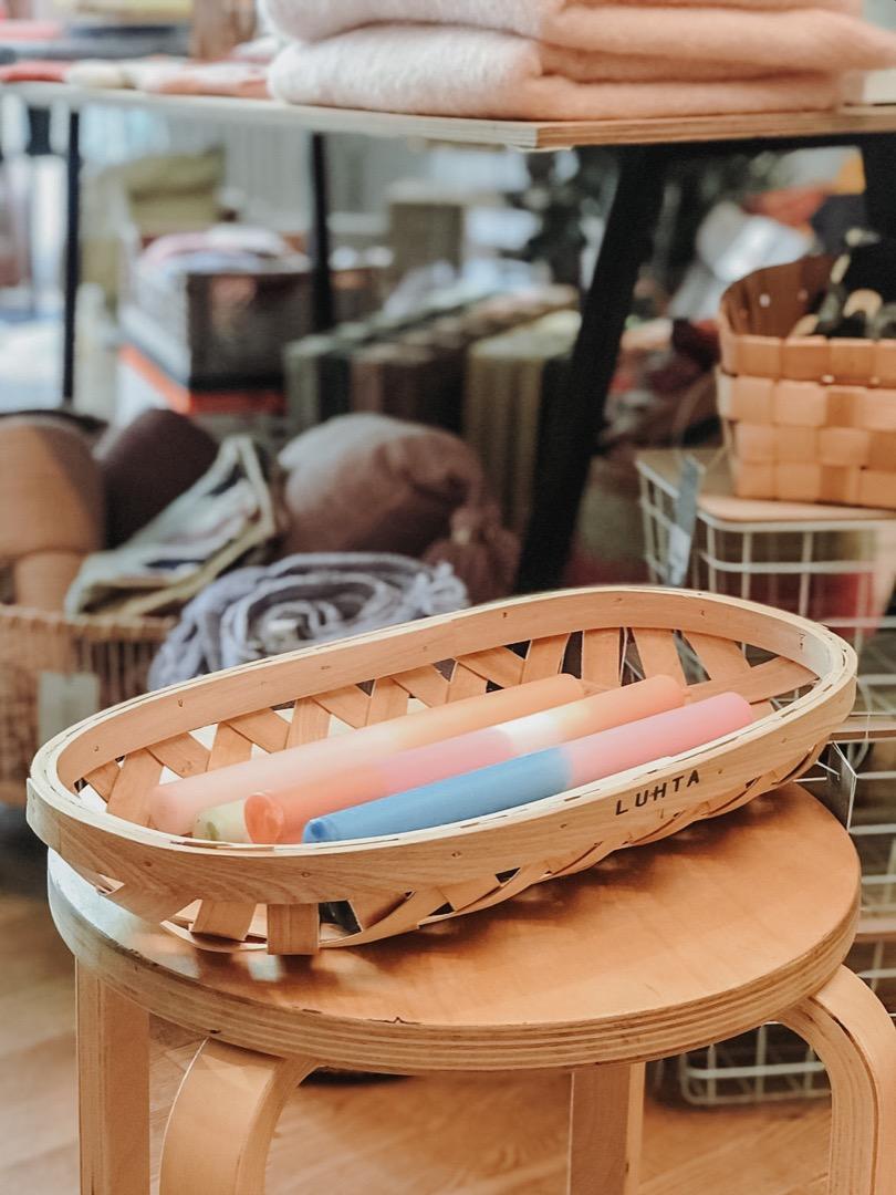 Luhta Home - Basket - Pitko