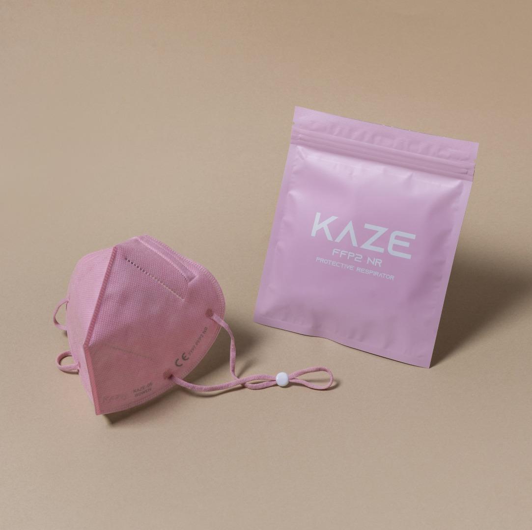 KAZE - FFP2 Maske - Rose