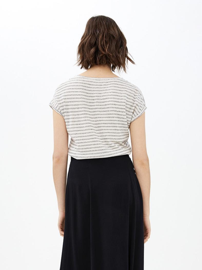 mila linen stripe - linen 2