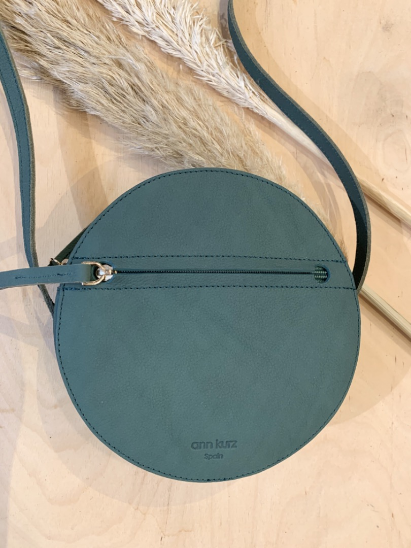 Pia Circle Bag Western Dark mint