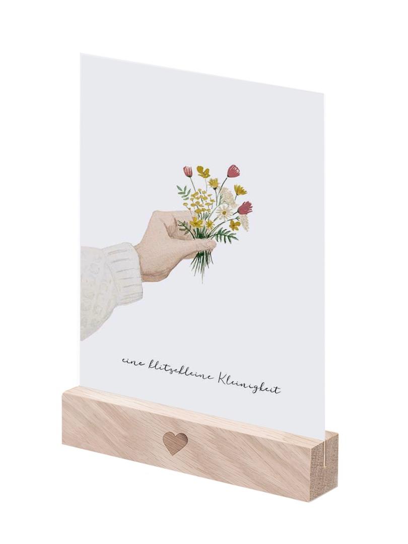 Postkartenständer 105 cm