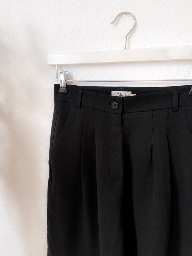 Givn - Petra Trousers Black 3