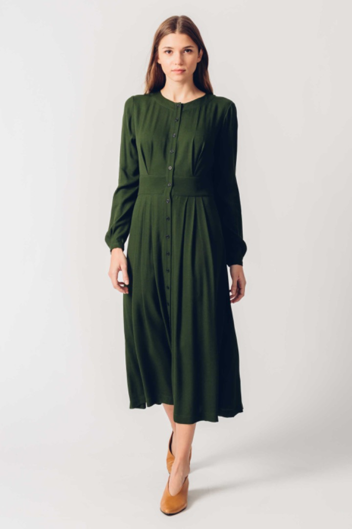 HAIZEA DRESS - Green 2