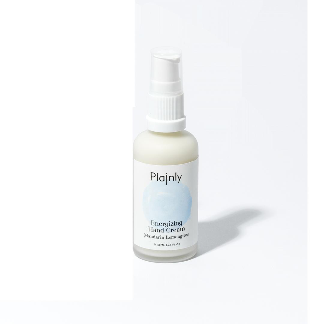 Plainly - Energizing Hand Cream