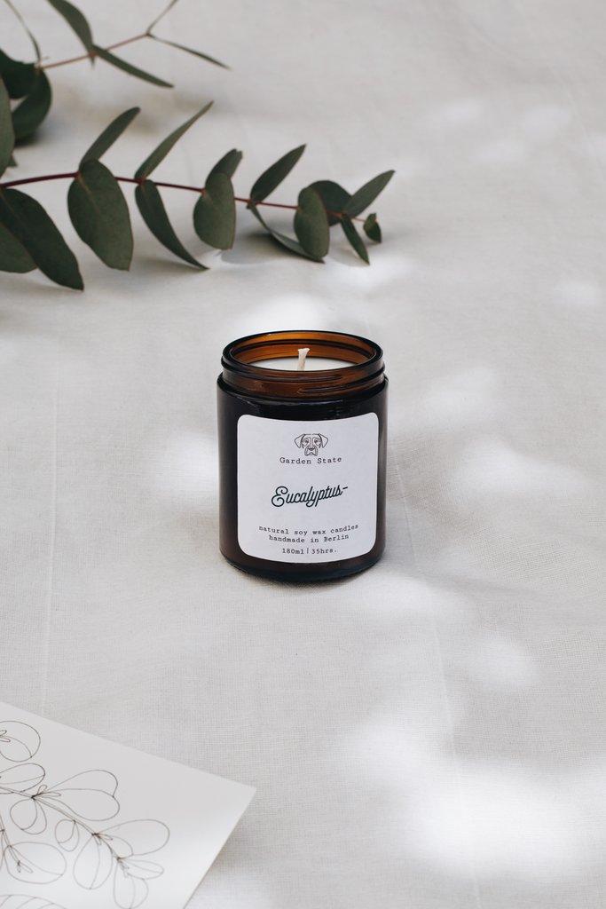 Eucalyptus Candle 180ml