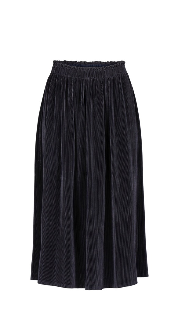suus plisse skirt - midnight 6