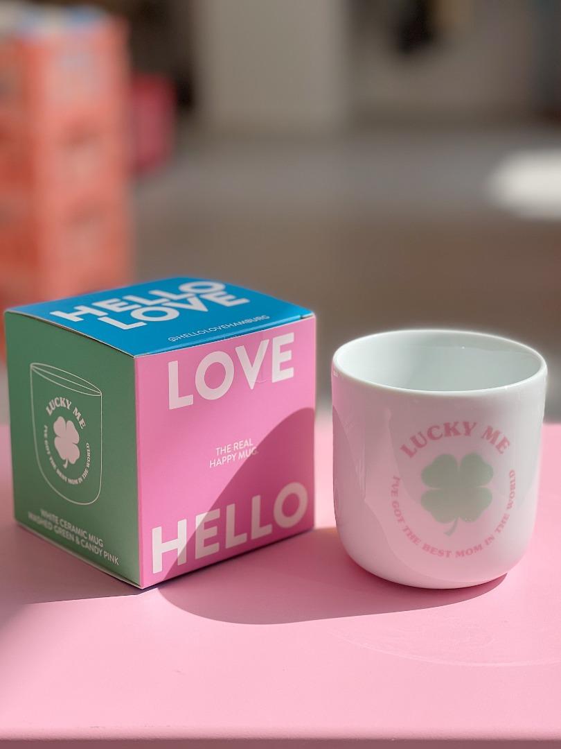 Hello Love - Becher - lucky