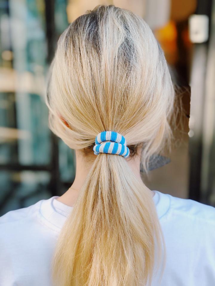 Hello Love - Haargummi Stripes -