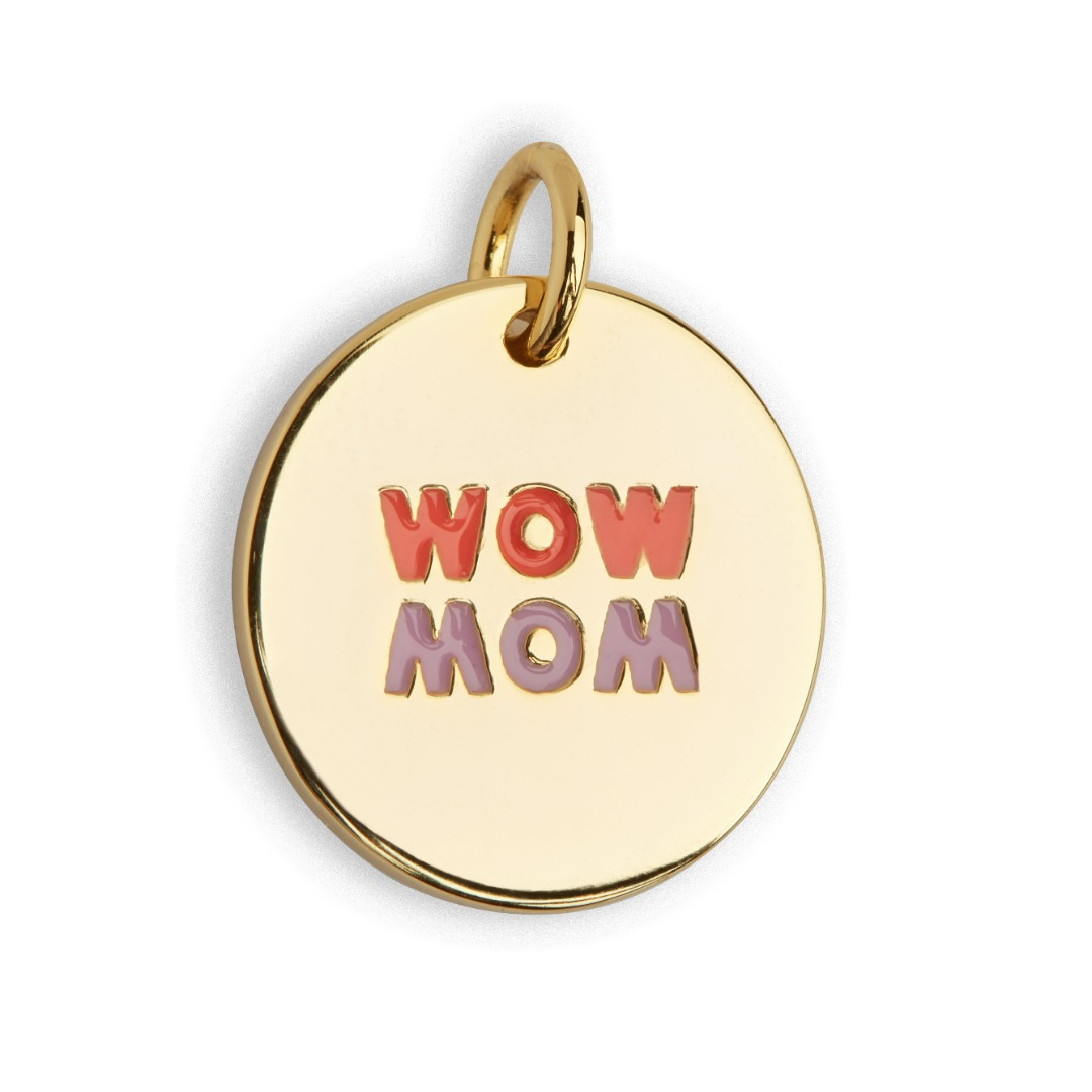 Hello love - Anhänger WOW MOM