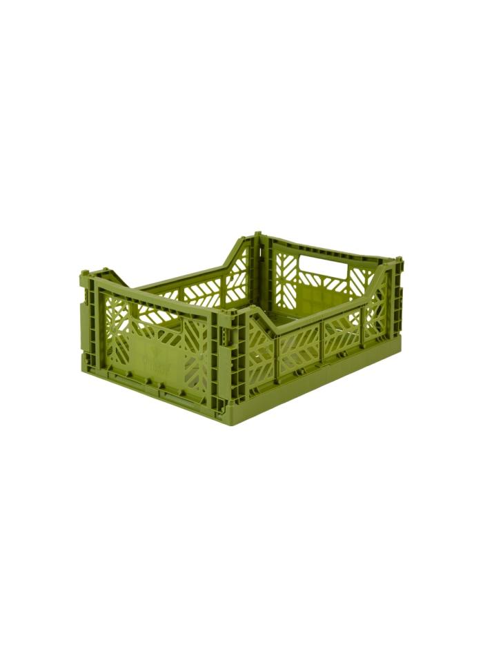 AyKasa Midi Storage Box - Olive