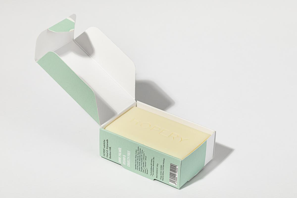natural friendly bar soap 140g BAMBOO