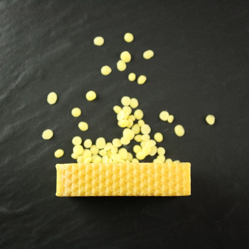 BEE MINE Gesichtsseife Honig Bienenwachs 100g