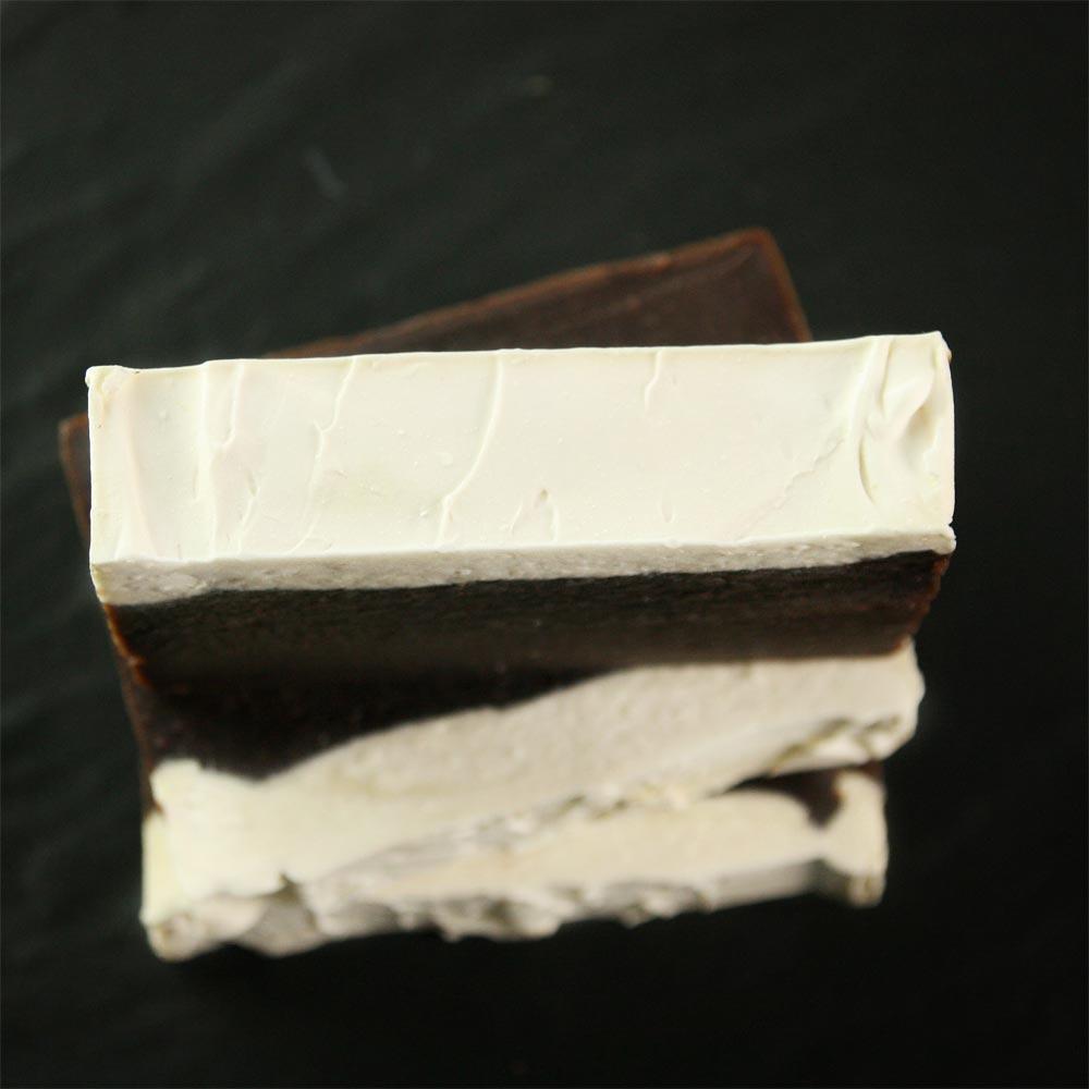 LOVE ME TENDER Gesichtsseife Kakaobutter Macadamia