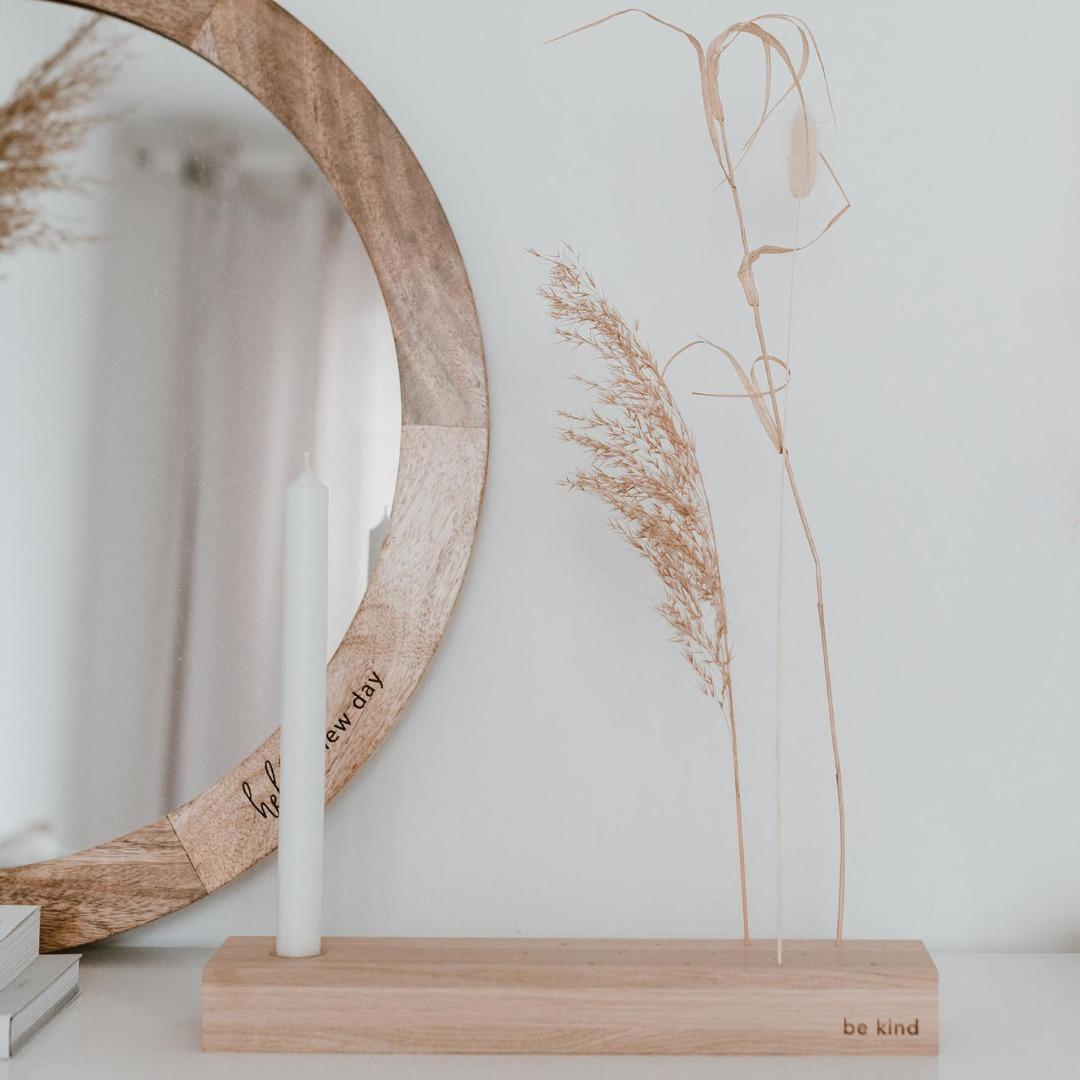 Eulenschnitt - Flowergram Be Kind