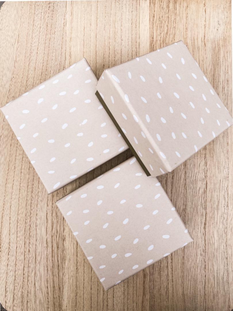 Papierbox - klein