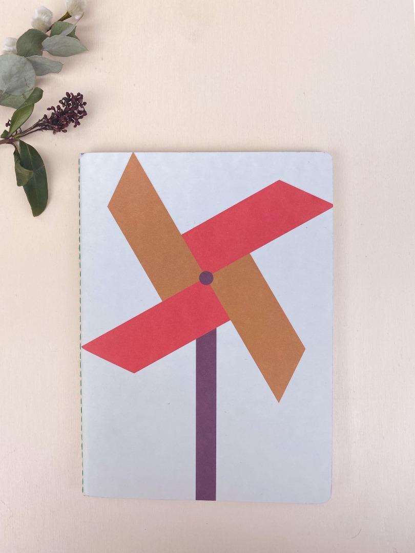 Notizbuch klein - liniert
