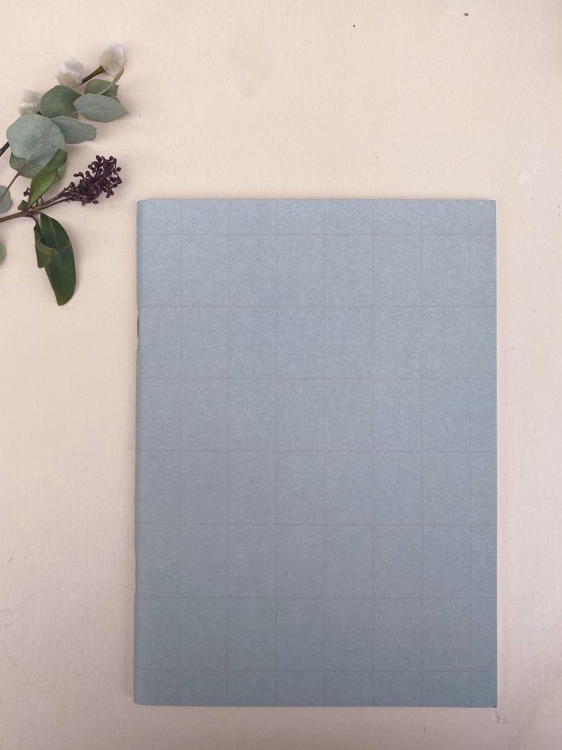 Notizbuch groß - blanko Seite
