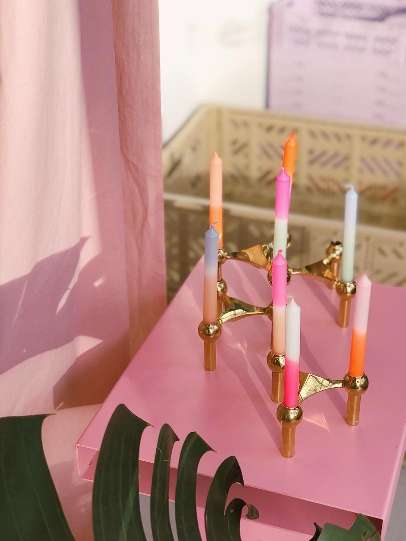 Hello Love Geburtstagskerzen SET aus Kerzen