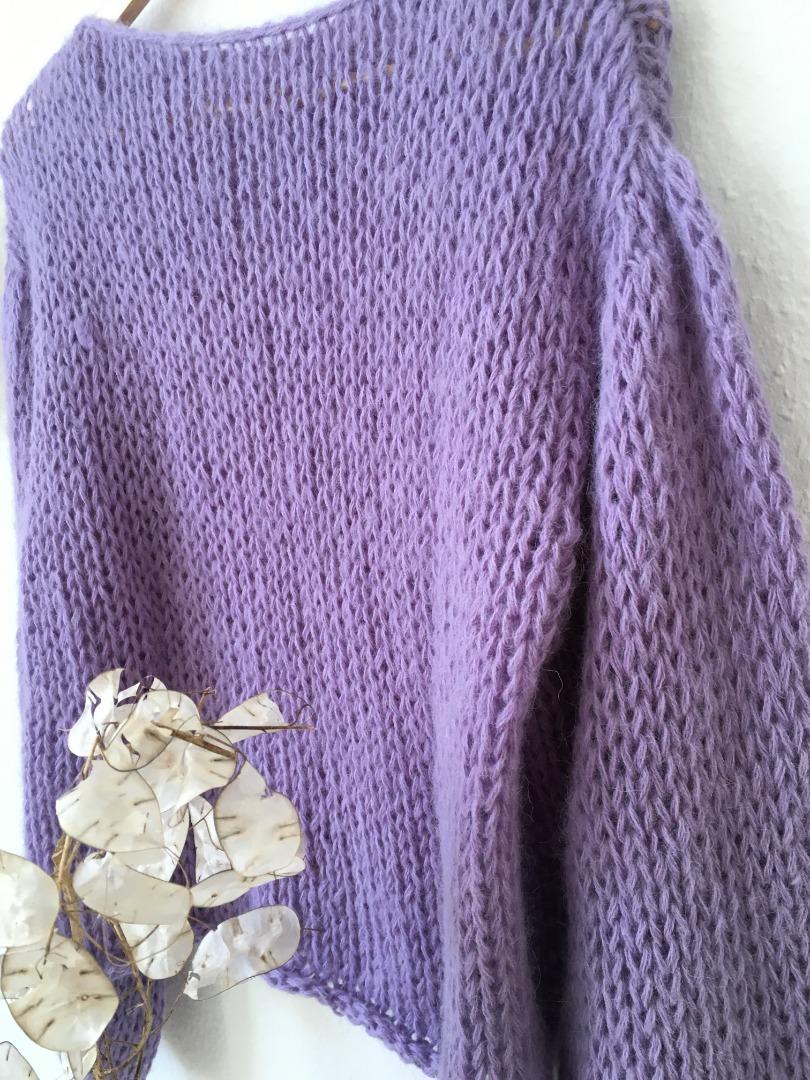 Molina del Rey - Handgestrickter Pullover