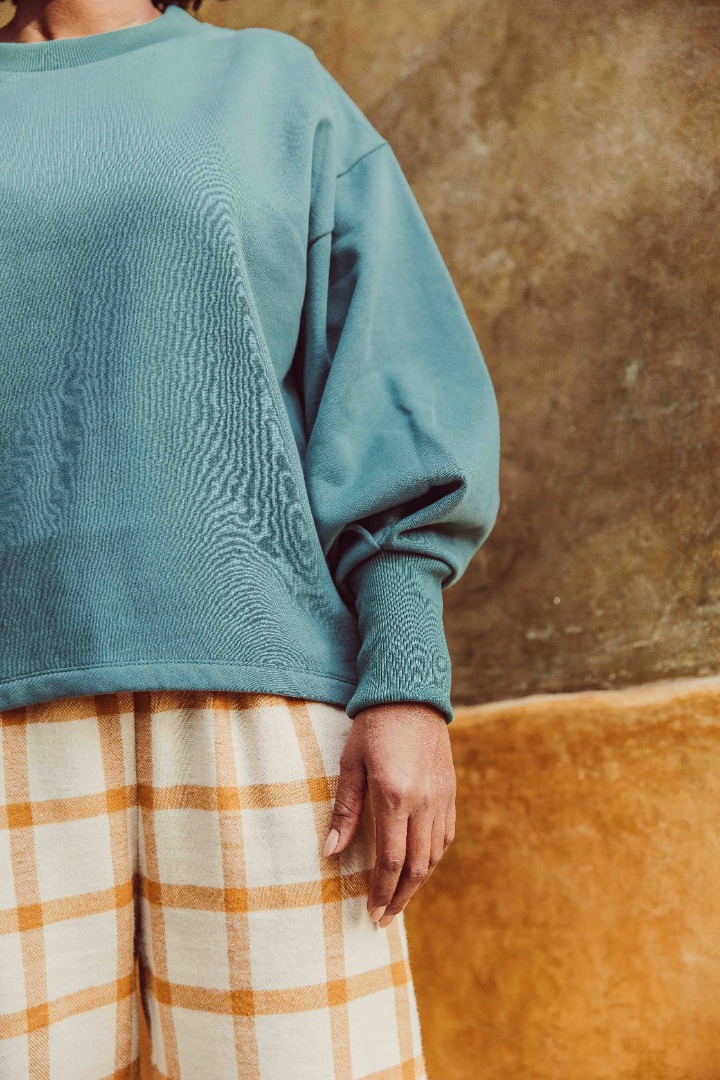 Monkind - Wave Oversized Pullover Adults