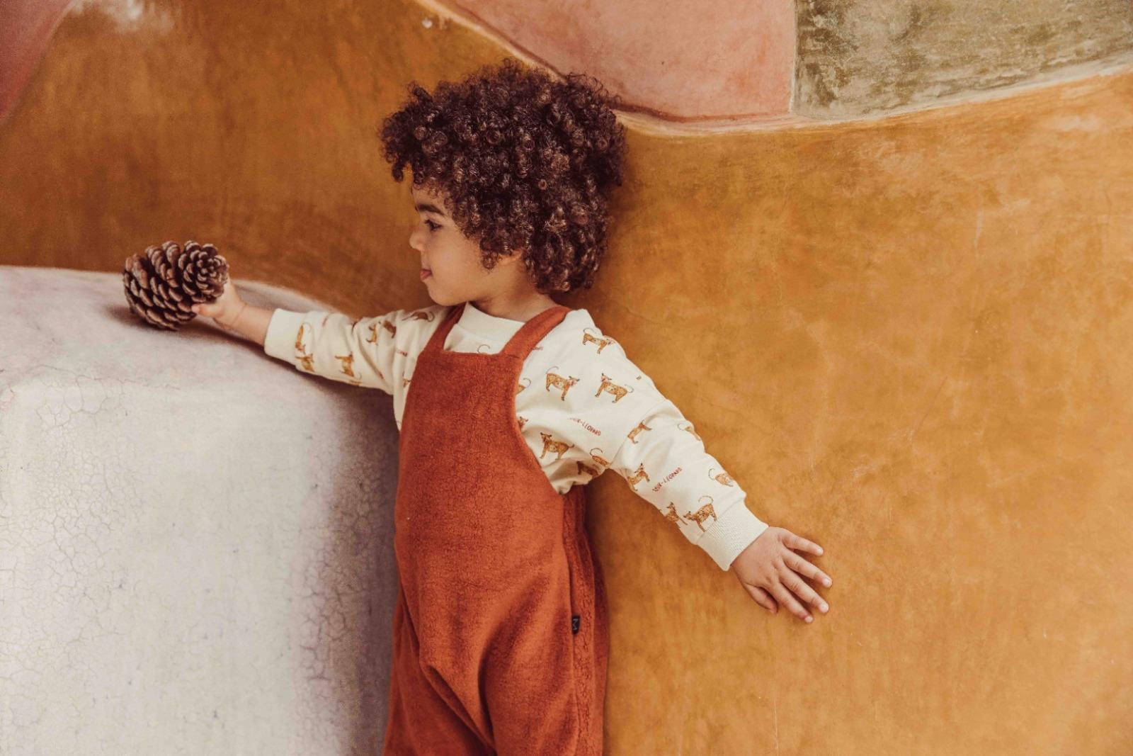 Monkind - Amur Pullover Kids 4
