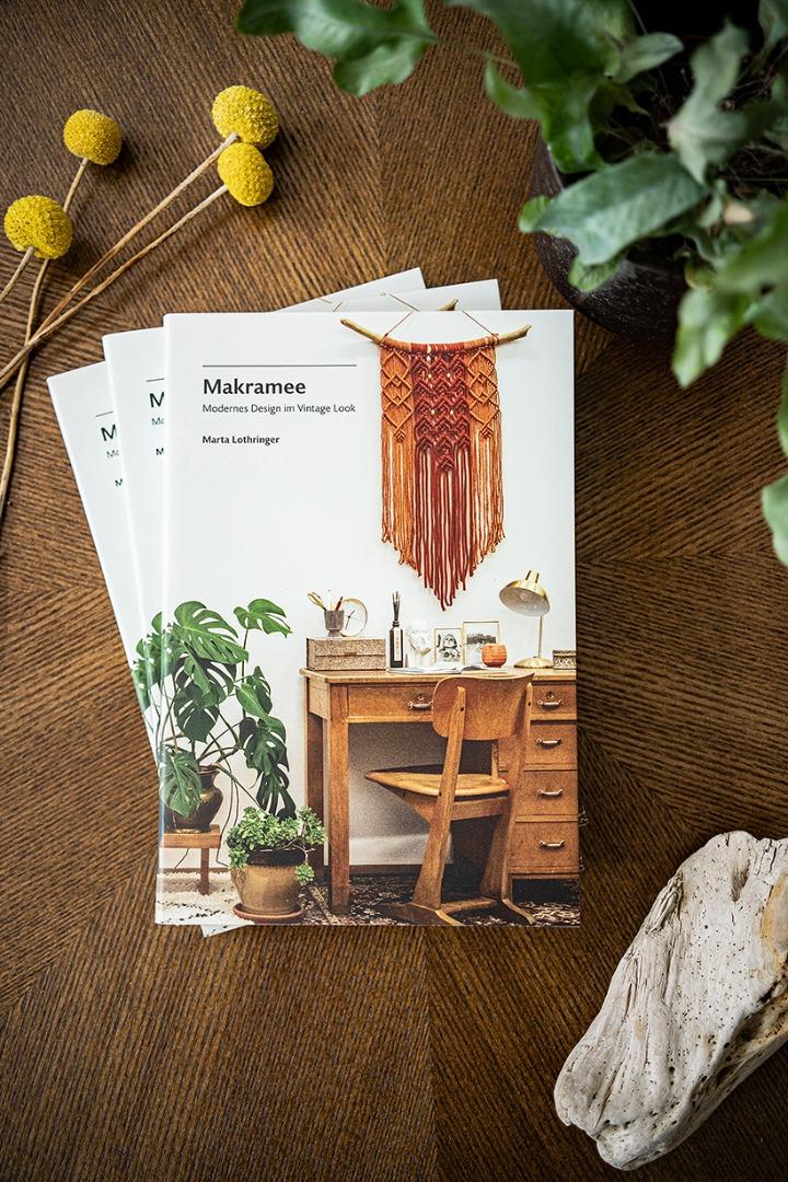 Makramee Modernes Design im Vintage