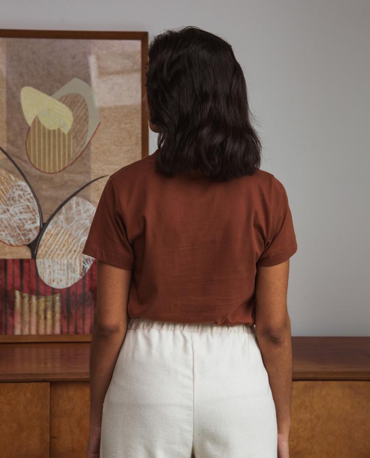 BEAUMONT ORGANIC Maliah Organic Cotton T-Shirt